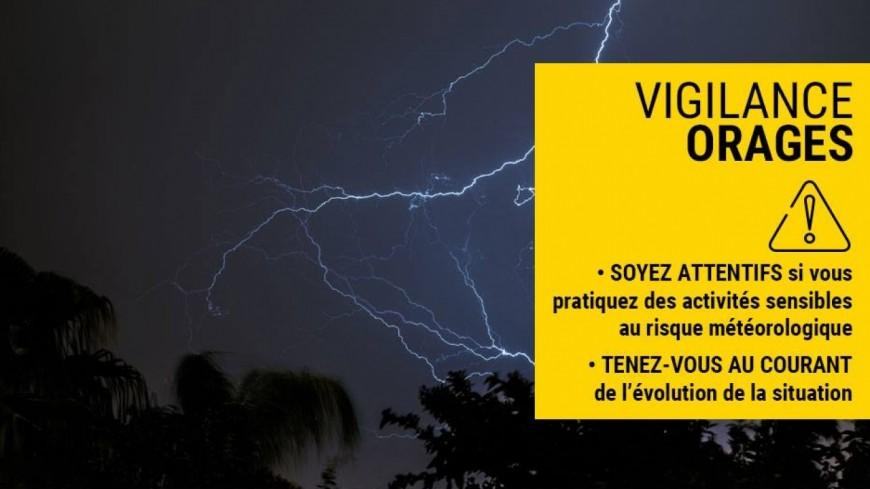 Alpes de Haute-Provence : orages, fortes chaleurs dans le département et crue du Var