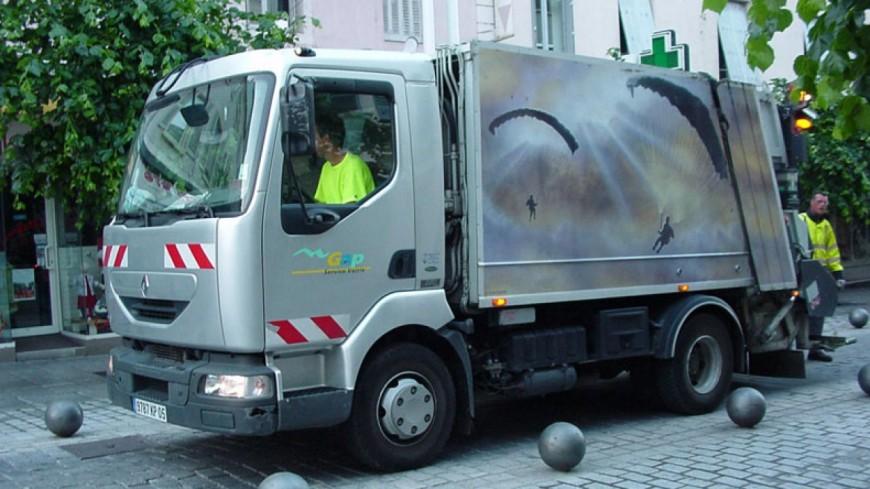 Hautes-Alpes : Gap, grève et montagne de déchets... des agents municipaux se portent volontaires