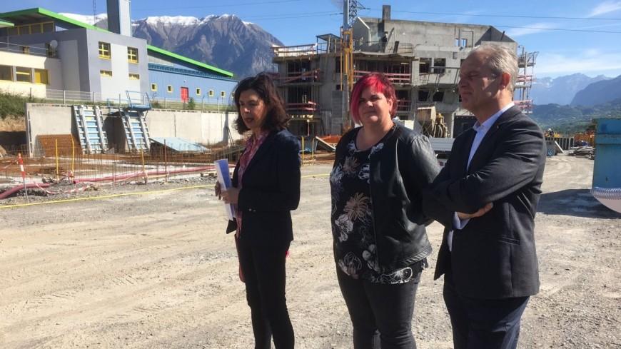 Hautes-Alpes : accessibles et propres, les nouveaux logements d'Embrun sortent de terre