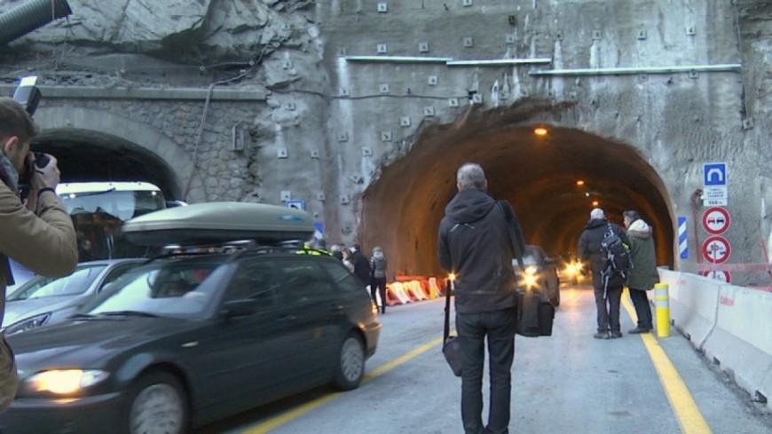 Hautes-Alpes : reprise des travaux dans le tunnel du Chambon ce lundi. Retrouvez le calendrier 2017 ici