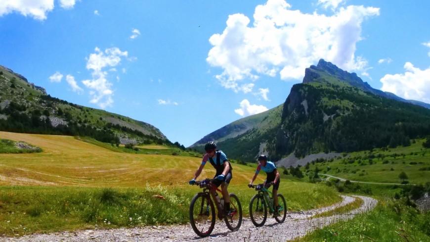 Hautes-Alpes : Alps Epic, première incursion dans le Dévoluy