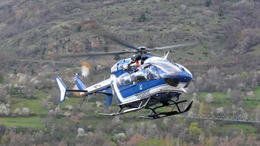 Alpes de Haute-Provence : un homme victime d'une chute en VTT transporté par hélicoptère sur Sisteron