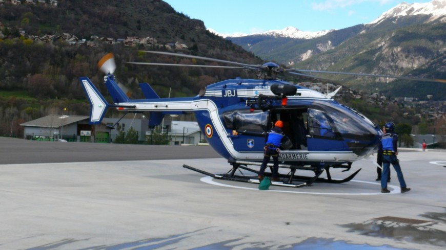 Hautes-Alpes : la CRS de Briançon mobilisée six fois ce vendredi sur le département