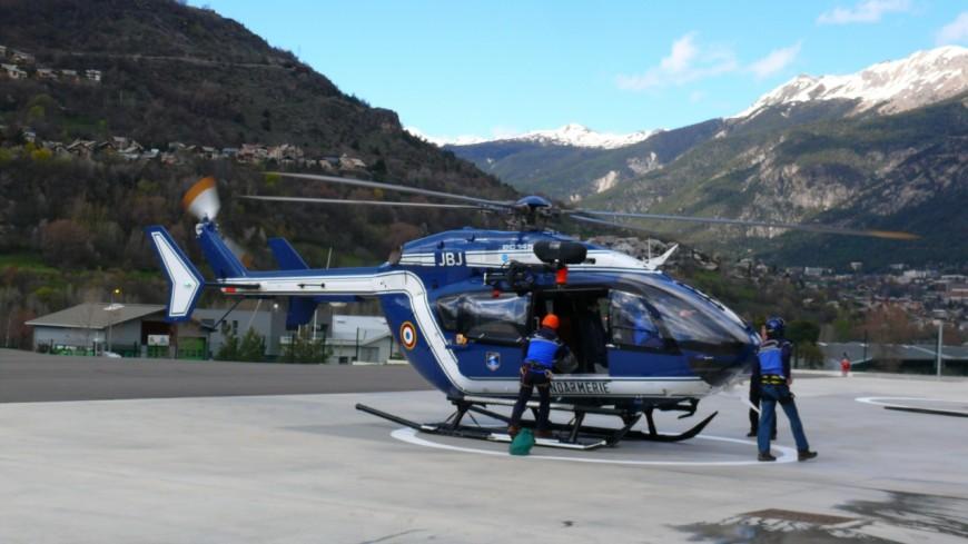 Hautes-Alpes : une chute en escalade à Orpierre