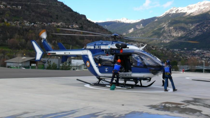 Hautes-Alpes : deux alpinistes secourus par le PGHM de Briançon