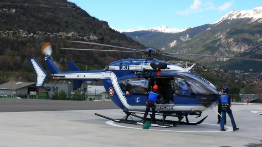 Hautes-Alpes : deux blessés grave ce dimanche soir au glacier des Bans