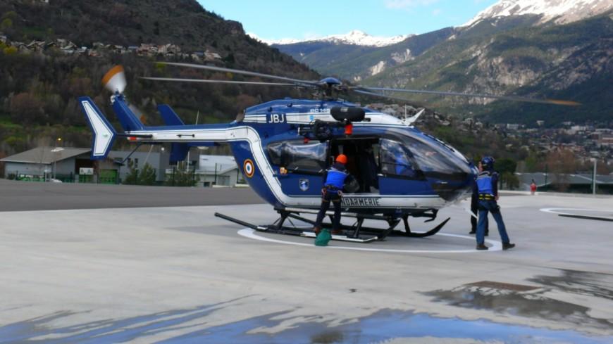 Alpes de Haute-Provence : un secours à 3.390 m d'altitude pour la SAG de Digne et le PGHM de Jausiers