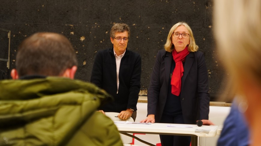 Hautes-Alpes : réunion à Tallard autour d'une opération « zéro chômage »
