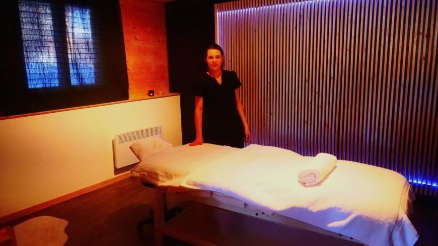 Hautes-Alpes : Dévoluy, des massages pour se remettre des fêtes à « Zen altitude »