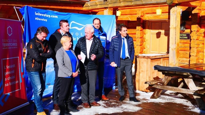 Hautes-Alpes : débuts positifs pour la SEM Dévoluy