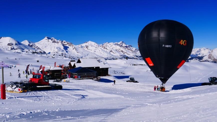 Hautes-Alpes : dans le Dévoluy, on capte mieux