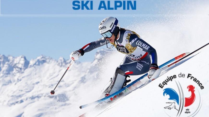 Alpes du Sud : neuf skieurs du comité Alpes Provence en équipe de France de ski alpin
