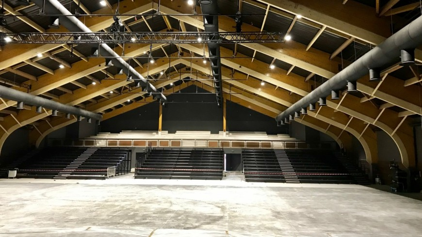 Alpes de Haute-Provence : le Palais des Congrès de Digne rouvre ses portes en janvier
