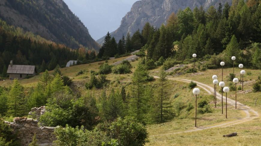 Hautes-Alpes : Une soirée féérique au Val d'Escreins