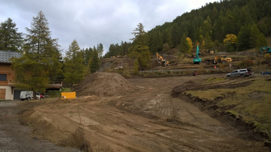 Hautes-Alpes : la route provisoire du Pas de l'Ours devrait ouvrir la semaine prochaine