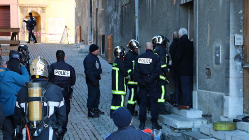 Hautes-Alpes : le Pavillon du Gouverneur de Briançon n'est plus occupé par des squatteurs