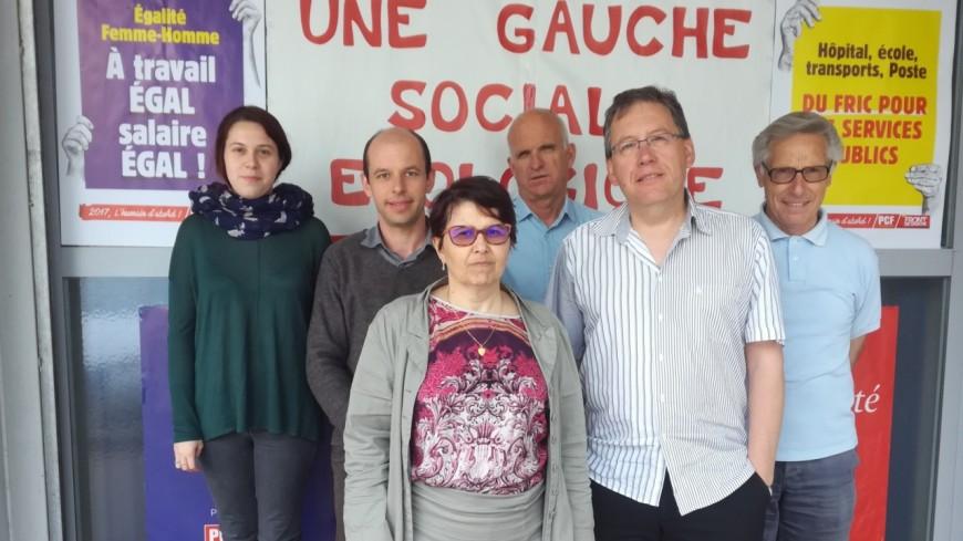 Hautes-Alpes : P. Villard porte la candidature du PCF sur la 1ere circonscription