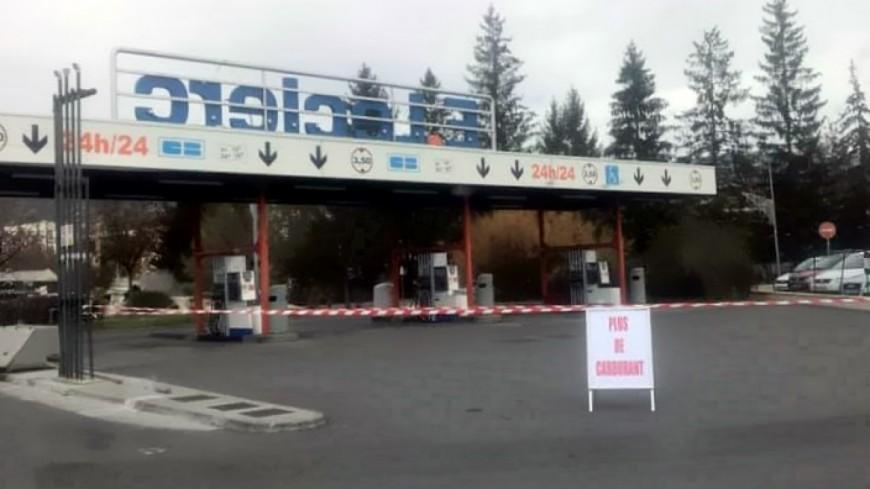Hautes-Alpes : pénurie de carburant dans certaines stations-essence du gapençais