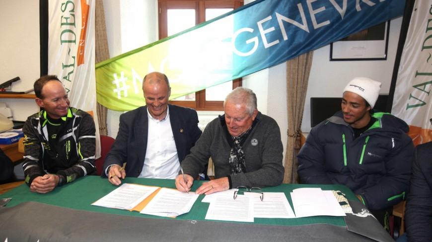 Hautes-Alpes : Montgenèvre et Val des Prés mutualisent leurs compétences