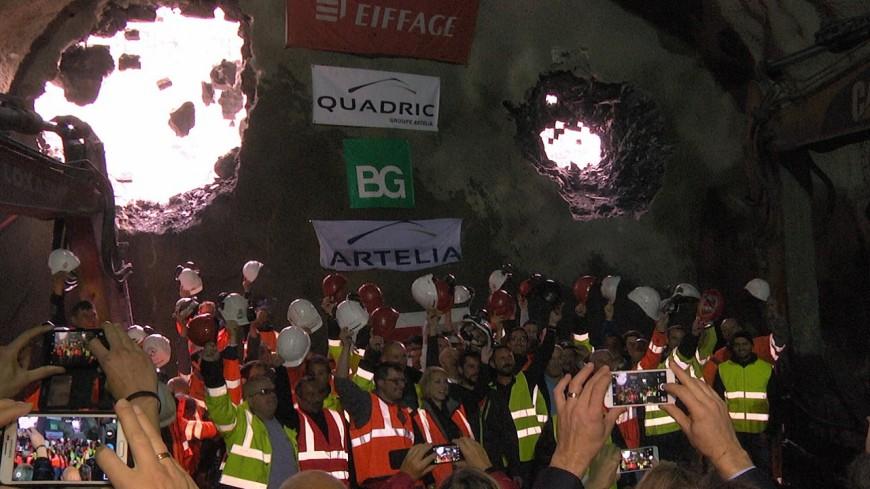 Hautes-Alpes : le Chambon voit le bout du tunnel