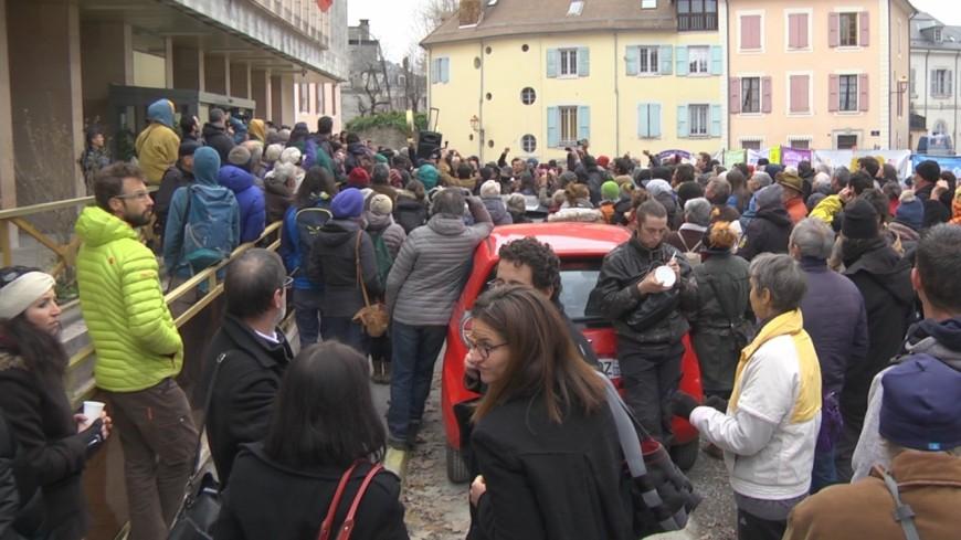 Hautes-Alpes : procès des sept de Briançon, le délibéré a été rendu ce jeudi