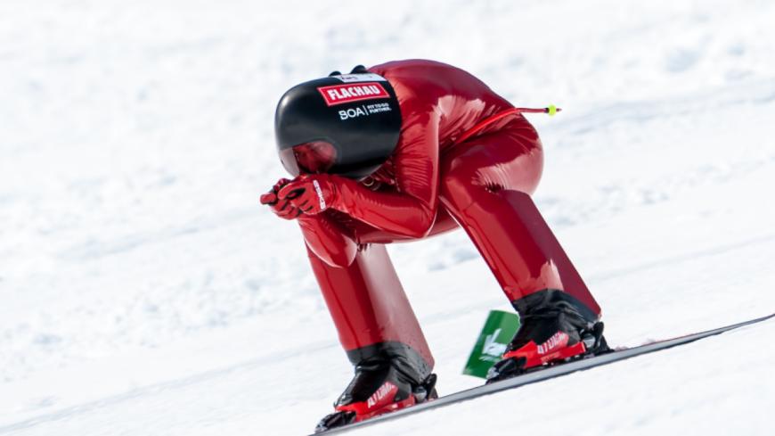 Hautes-Alpes : les skieurs les plus rapides du monde sont à Vars