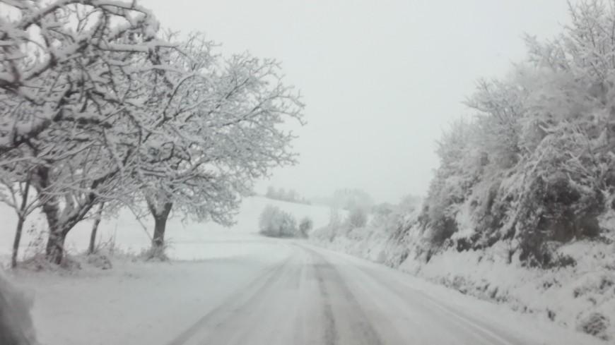 Hautes-Alpes : prudence en montagne et sur les routes, épisode neigeux ce week-end