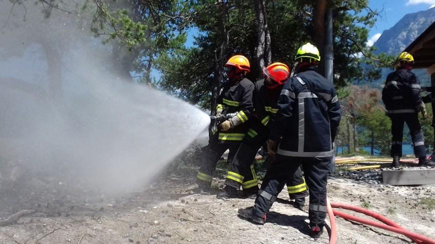 Alpes de Haute-Provence : un été très sensible aux feux de forêts