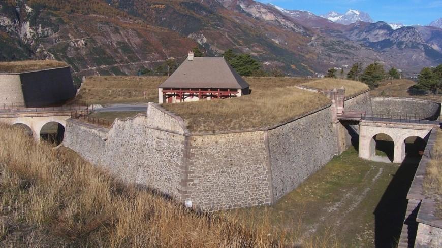 Hautes-Alpes : augmentation de la fréquentation pour la place forte de Mont-Dauphin