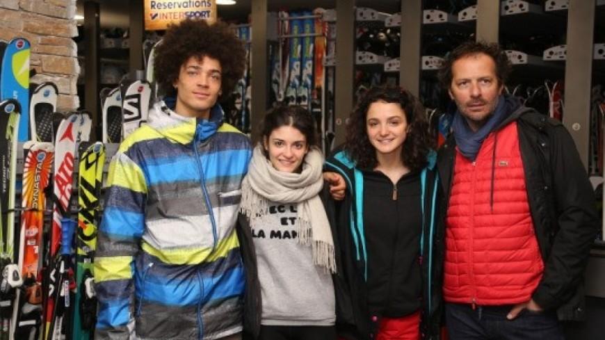 """Hautes-Alpes : """"Plus Belle la vie"""" en tournage aux Orres"""