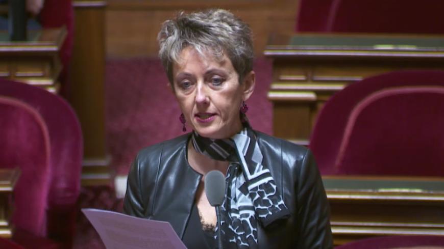 Hautes-Alpes : la sénatrice interpelle le gouvernement sur le train Paris-Briançon