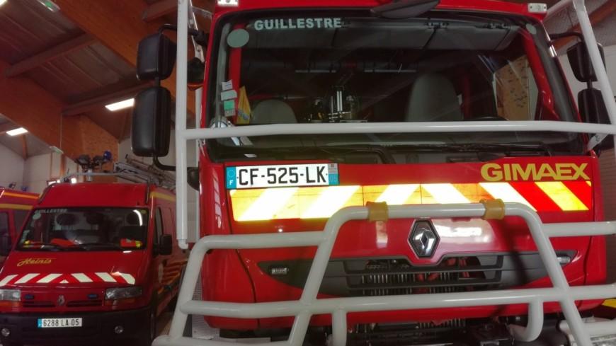 Hautes-Alpes : 200 sapeurs-pompiers recherchés sur le département