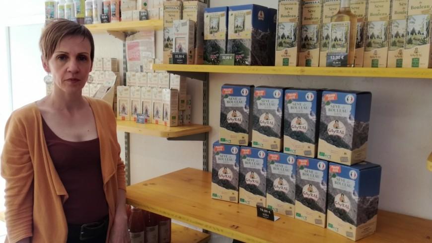 Hautes-Alpes : des produits artisanaux issus du bouleau