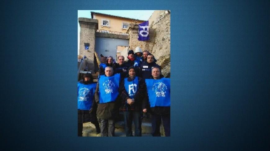 Alpes de Haute-Provence : la prison de Digne-les-Bains bloquée