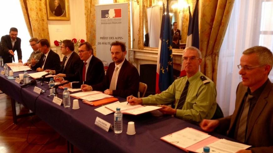 Alpes de Haute-Provence : une meilleure lutte contre les atteintes à l'environnement