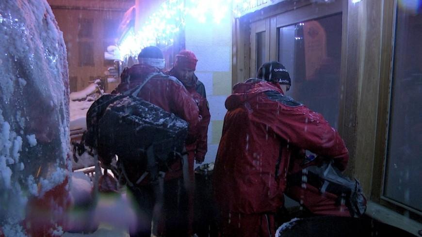 Hautes-Alpes : retour d'Est, les secours positionnés dans les hameaux isolés