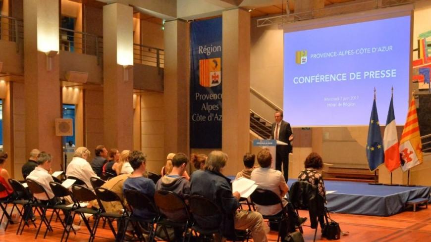 Région PACA : R.Muselier débloque 5,5 millions d'euros pour les Alpes du Sud