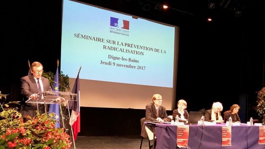 Alpes de Haute-Provence : savoir repérer les cas de radicalisation