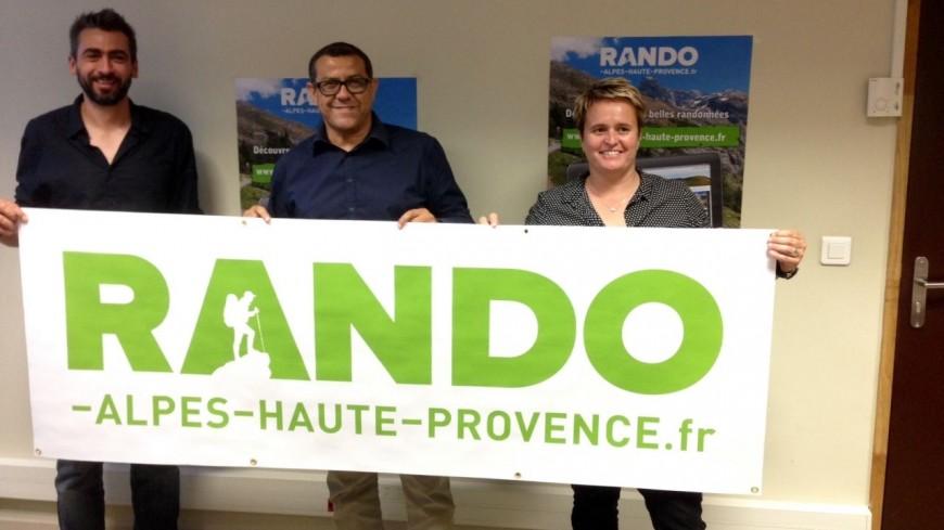 Alpes de Haute-Provence : la randonnée a son site internet spécialisé