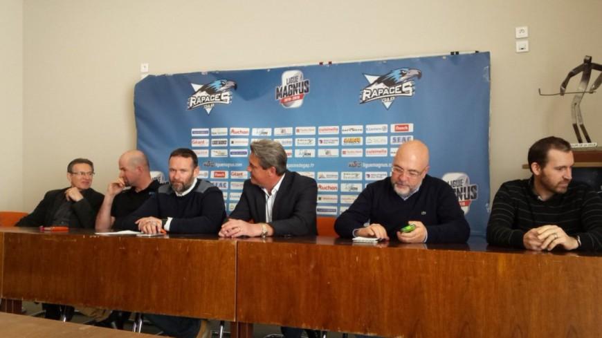 Hautes-Alpes : Rapaces de Gap, Basile reste coach, Perez prend sa retraite, Trabichet part à Grenoble
