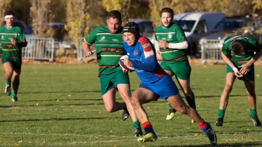 Alpes de Haute-Provence : promu et premier, le Rugby Club Dignois peut sourire
