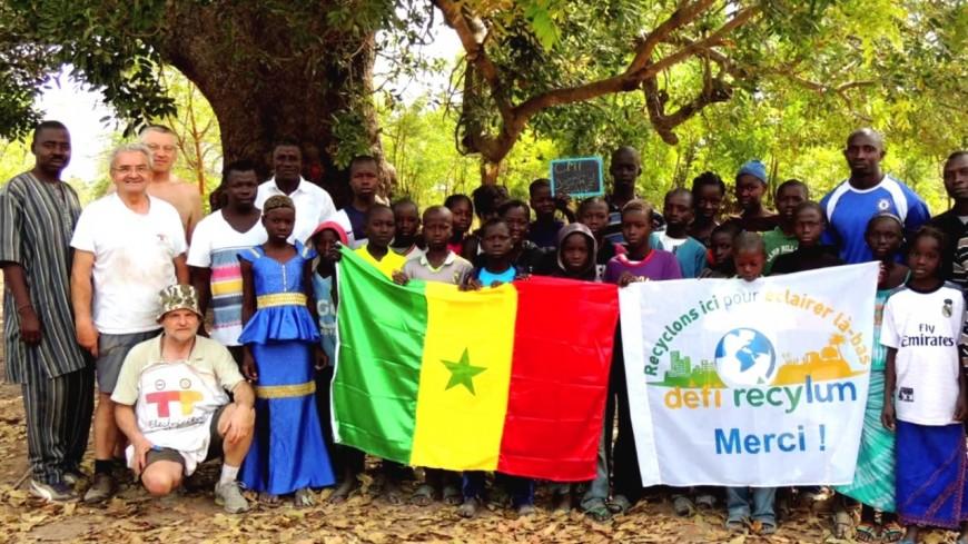 Alpes du Sud : comment des écoliers sont venus en aide aux pays en développement en recyclant