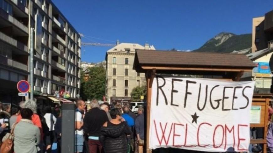 Hautes-Alpes : une famille de réfugiés syriens accueillie à Briançon