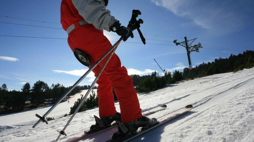 Alpes du Sud : 7% de baisse pour les stations de ski cette saison
