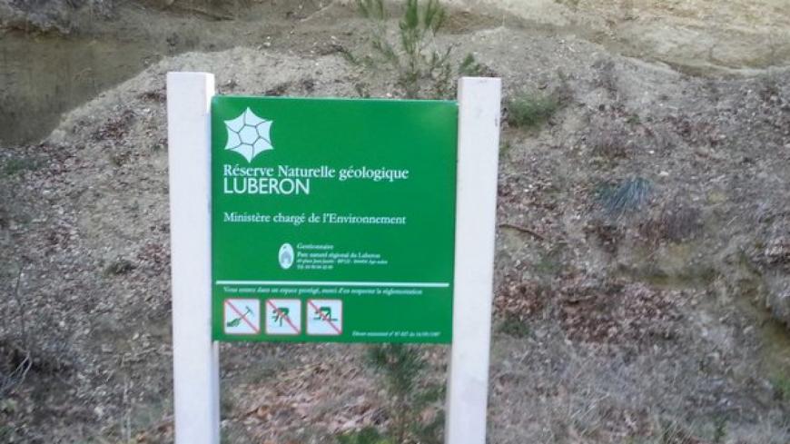 Alpes de Haute-Provence : Manosque, un patrimoine géologique riche