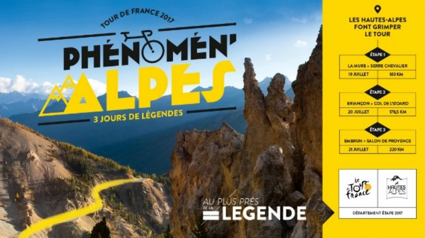 Hautes-Alpes: appel à projet pour le Tour de France