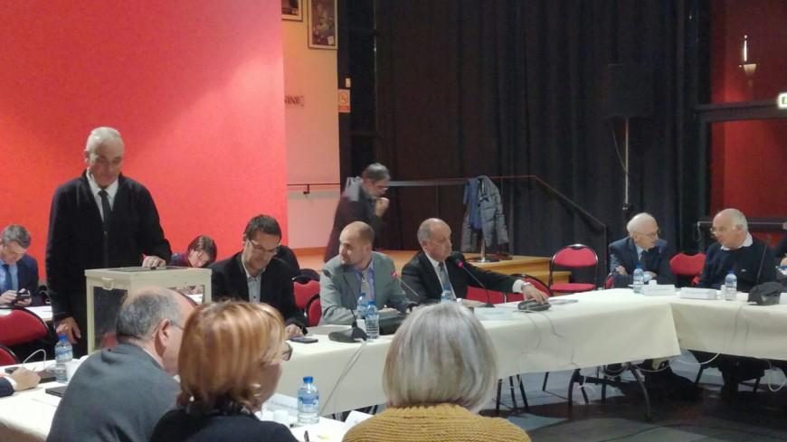 Hautes-Alpes : R. Didier président de la Communauté d'Agglomération Gap Tallard Durance, sans surprise