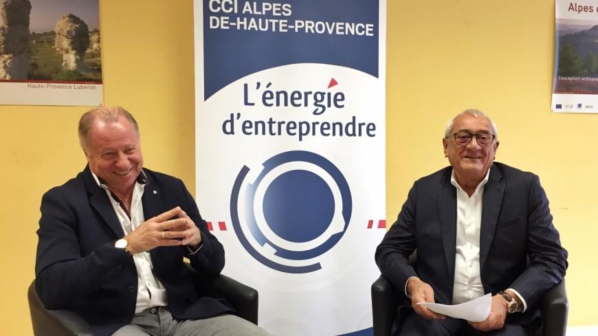 Alpes de Haute-Provence : « la CCI est remise au centre du jeu » R.Gomez