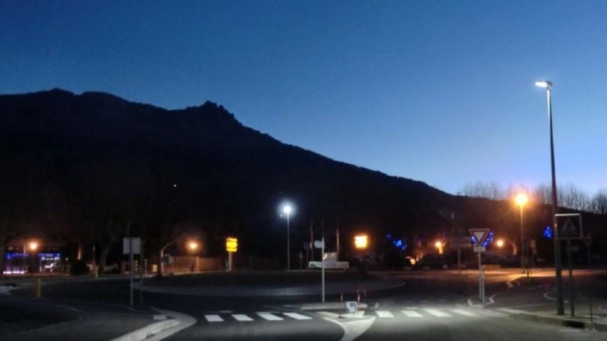 Hautes-Alpes : le chantier du rond-point de Chorges touche à sa fin