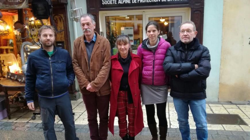 Hautes-Alpes : rencontre entre le préfet et les opposants au chantier RTE Haute Durance